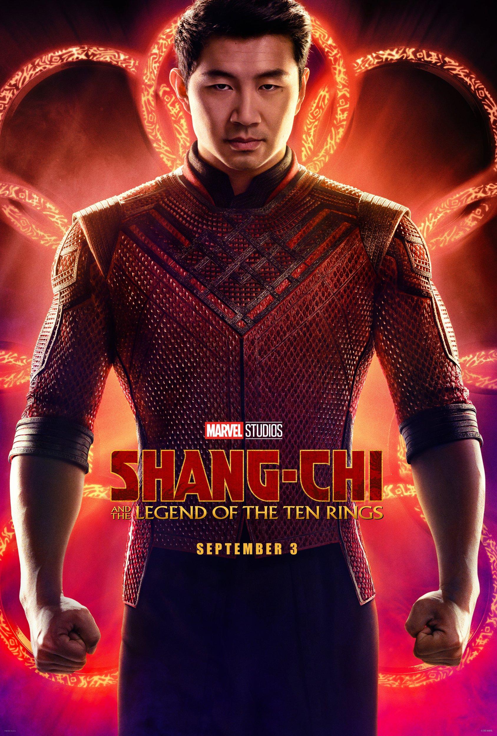 Shang-CHI Movie Poster