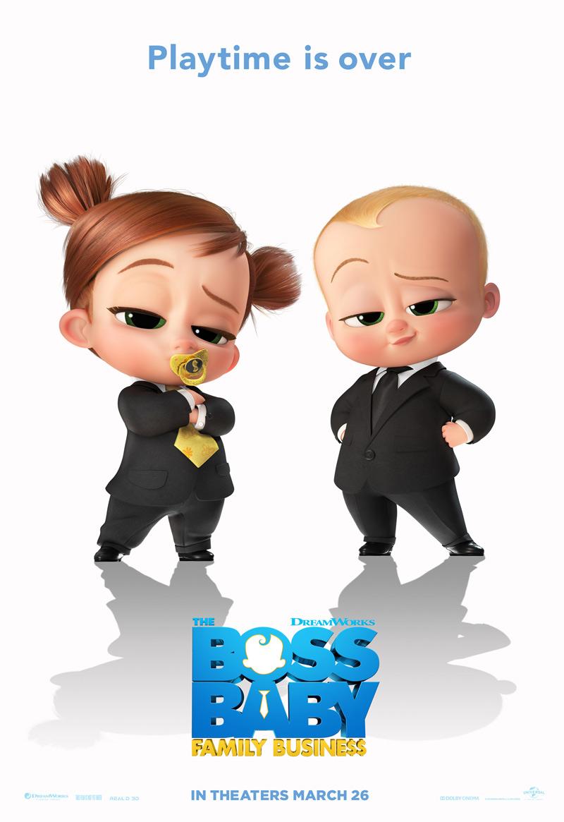 Boss Baby 2