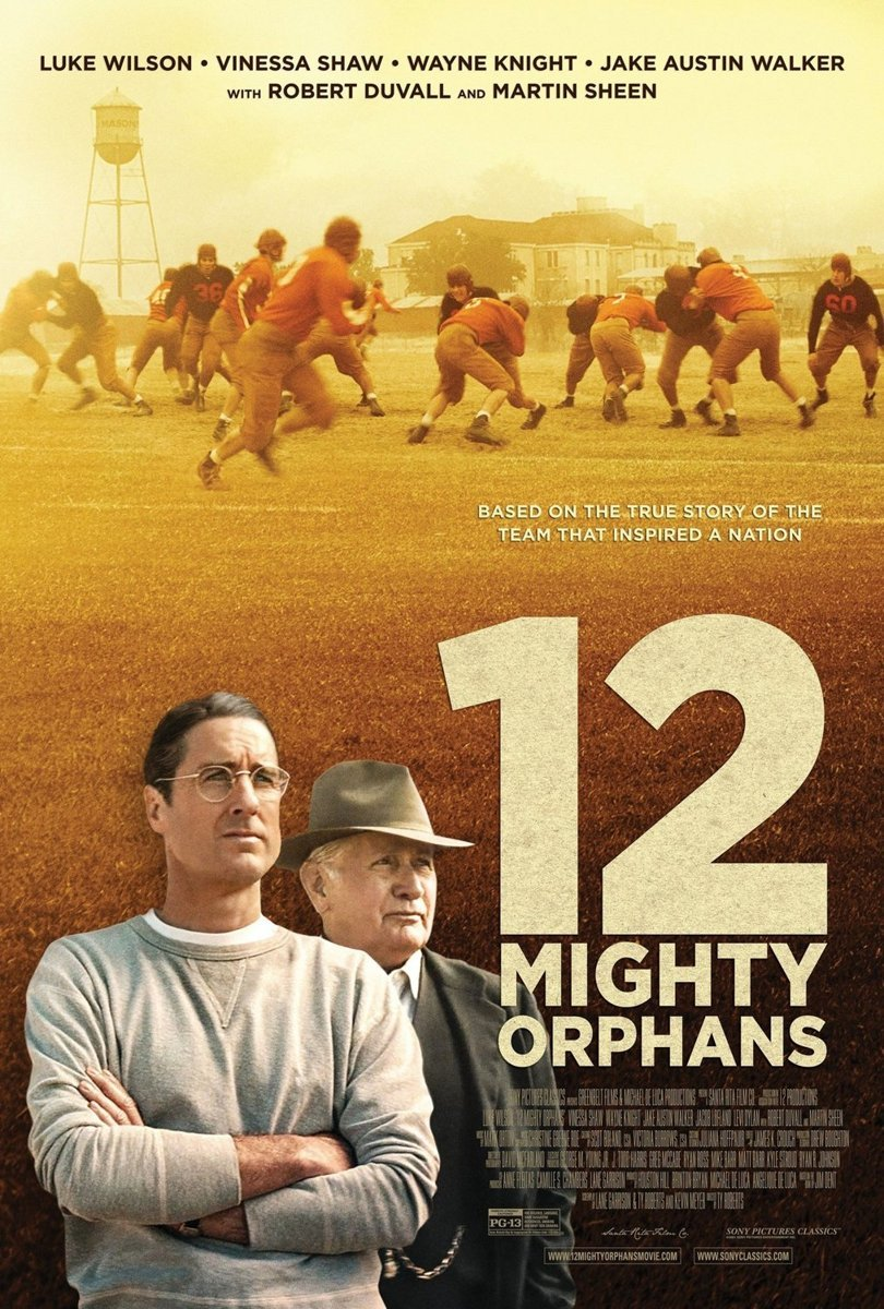 12 Might Orphans Poster